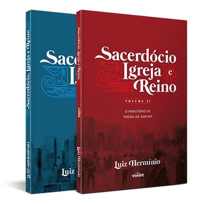 Combo - Sacerdócio - Volume I e II